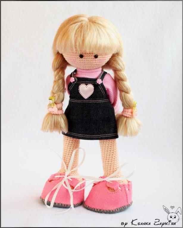 Как сделать кукол для девочек 755