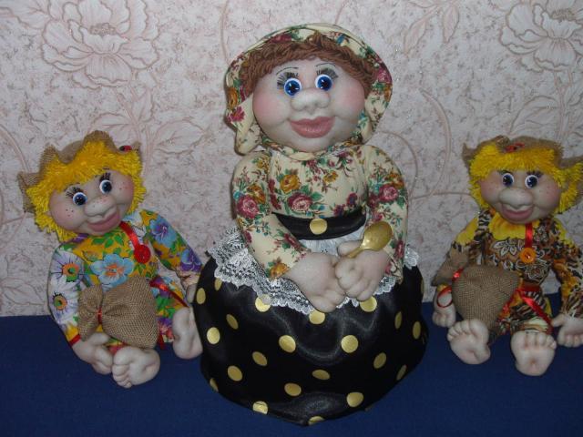 Кукла лалалупси схема вязания 53