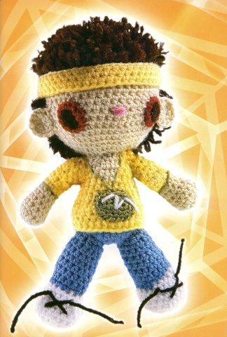 Куклы амигуруми схемы вязания